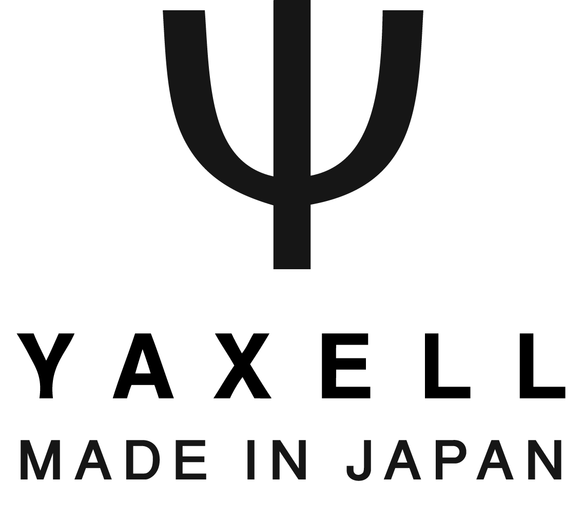 לוגו Yaxell Japan - Original Japanese damascus knives since 1932
