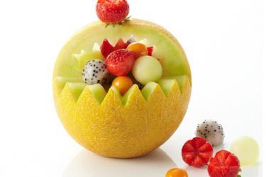 סלסלת פירות ממלון