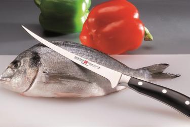 סכין פילוט לדגים ובשר