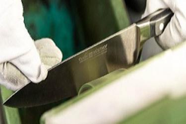 אבולוציה של סכין מחושל