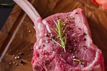 נתח בשר מושלם לסטייק