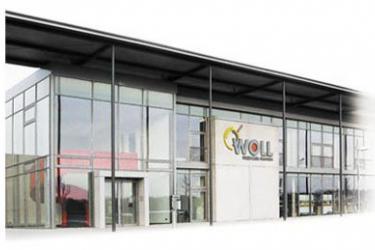 חזית מפעלי Woll בגרמניה