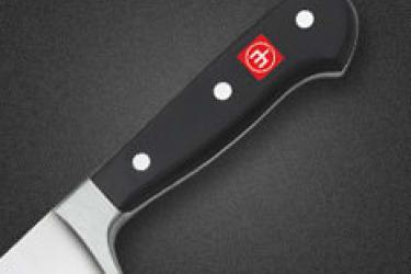 סכין מחושל Wusthof Classic