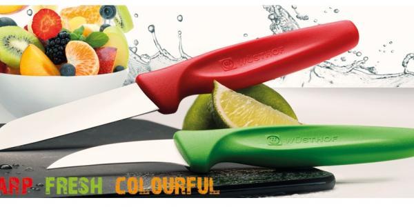 לסכיני הירקות הצבעונים תוצרת גרמניה >