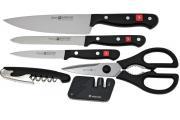 ערכת סכינים לטיולים ונסיעות Wüsthof® Gourmet 9789-1